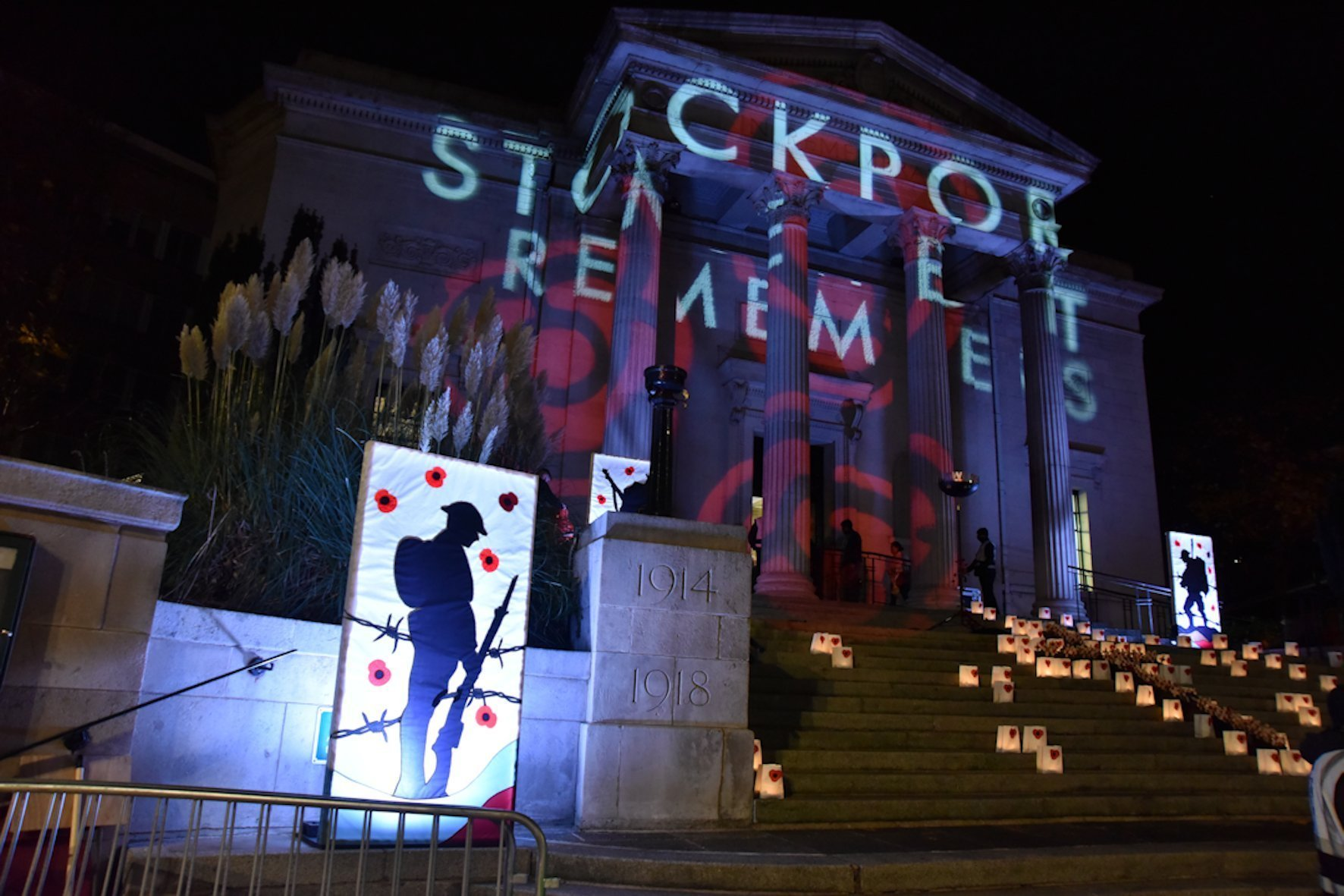 Stockport Remembers